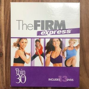 The FIRM Express DVDs
